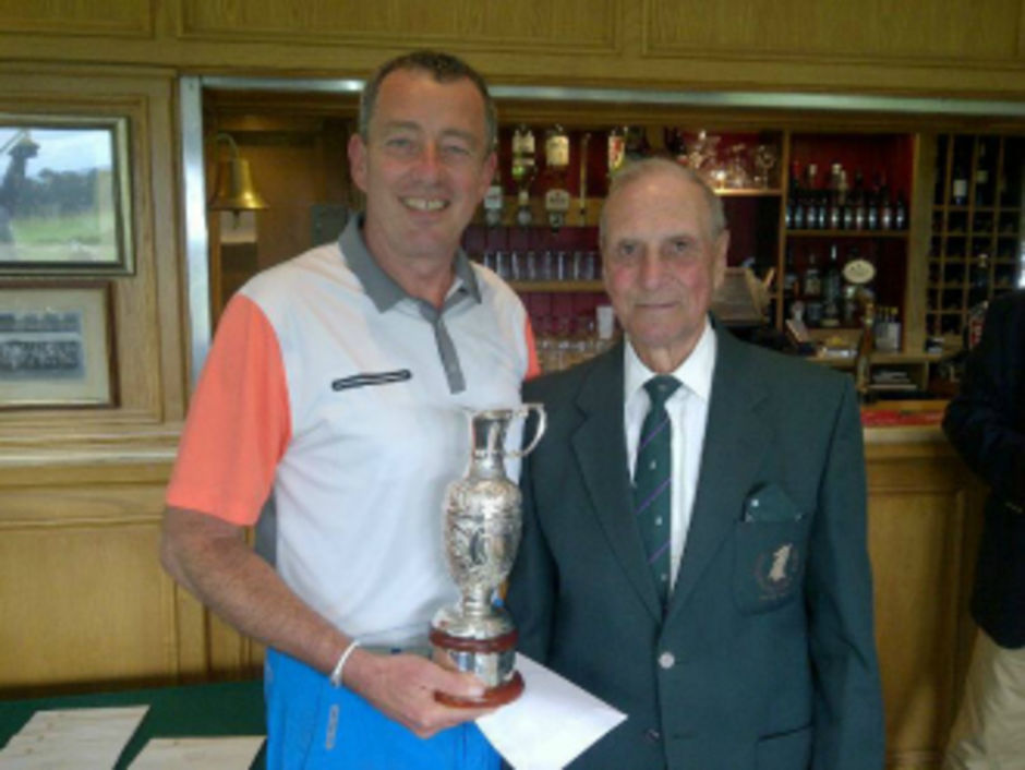 2014 Winner of the Nugent Trophy